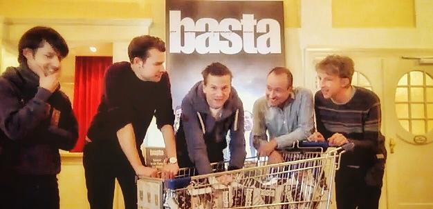 Basta Wohnzimmerkonzerts Steht Fest